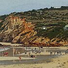 Anglesea - Postcard from the edge by Andy Berry