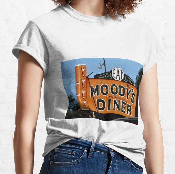 Moody's Diner, ME Classic T-Shirt