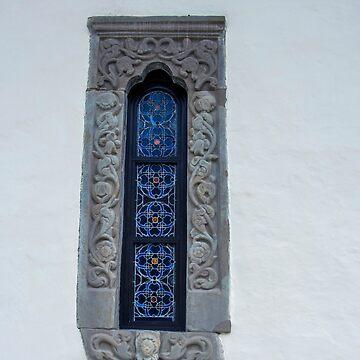 Monastery Window by AlanOrgan