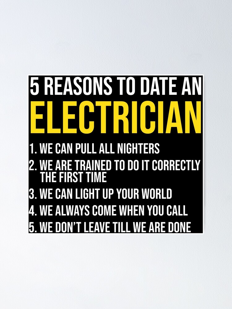 Dating an electrician tips on dating older men