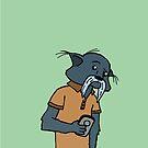 Binturong by Joshua Pruner