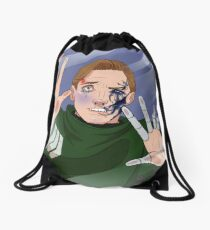 Ralph - Trapped Drawstring Bag