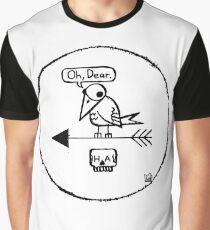 Oh, Dear Bird  Graphic T-Shirt