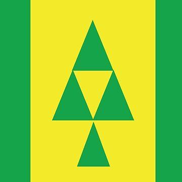Flag of Prince Albert  by abbeyz71