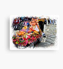 Cuenca Kids 1103 Canvas Print