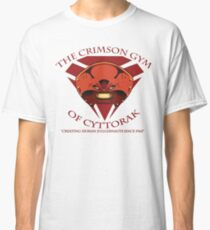 The Crimson Gym of Cyttorak Classic T-Shirt