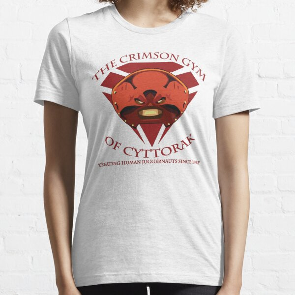 The Crimson Gym of Cyttorak Essential T-Shirt