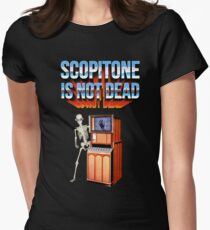 LET'S SCOP! Women's Fitted T-Shirt