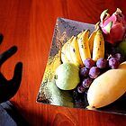 EAT MORE FRUIT by Michael J Armijo