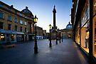 Grey Street - Newcastle by David Lewins
