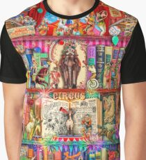The Marvelous Circus Graphic T-Shirt