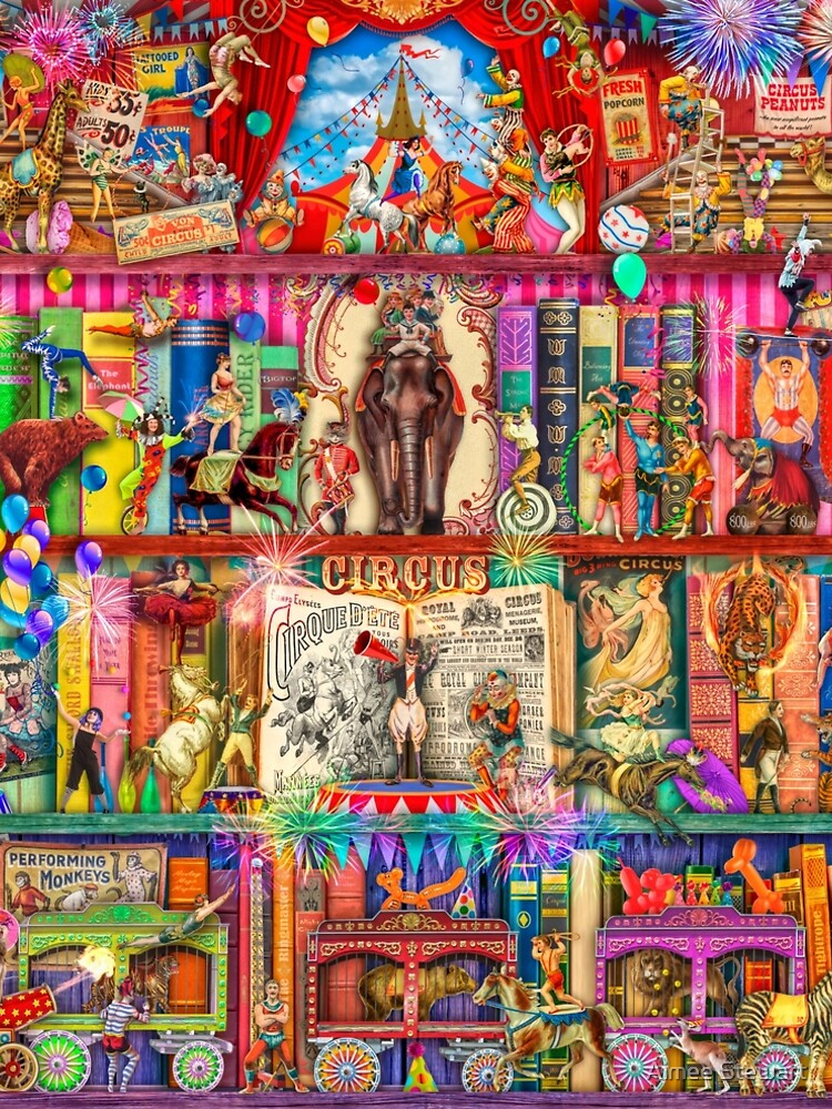 The Marvelous Circus by Foxfires