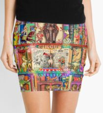 The Marvelous Circus Mini Skirt
