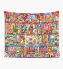 The Marvelous Circus Wall Tapestry