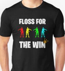Floss For the Win FORTNITE Inspired Design Unisex T-Shirt