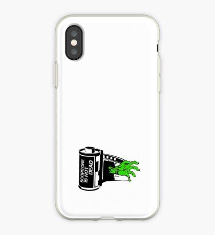 ZOMBIE SCOP' Coque et skin iPhone