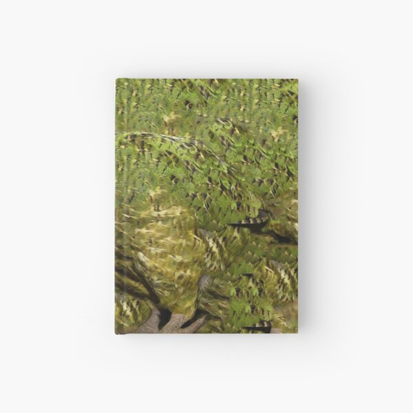 Kakapo Hardcover Journal