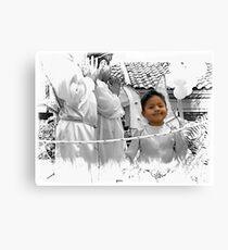 Cuenca Kids 1104 Canvas Print