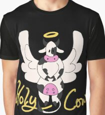Holy Cow Graphic T-Shirt