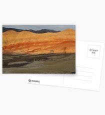 Painted Hills Sunset Postcards