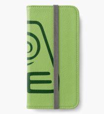 Earthbending Logo iPhone Wallet/Case/Skin