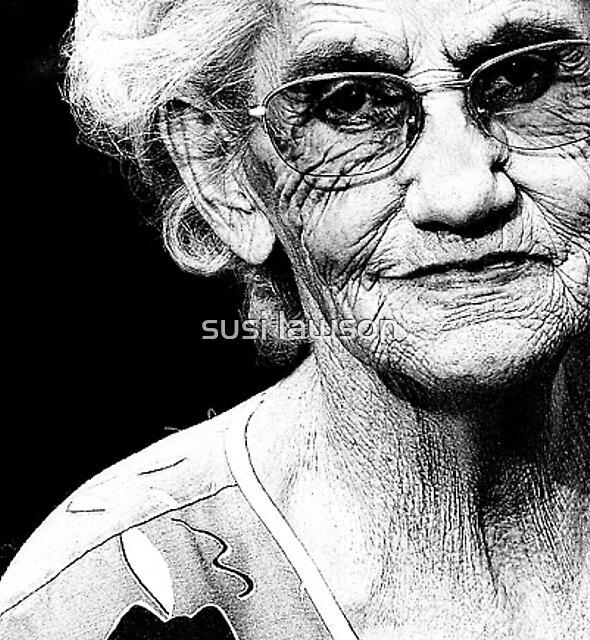 Grand Lady by susi lawson