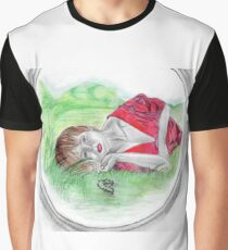 In the eye of the lens Graphic T-Shirt
