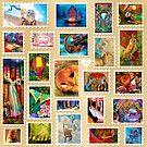Aimee Stewart Stamp Sampler by Aimee Stewart