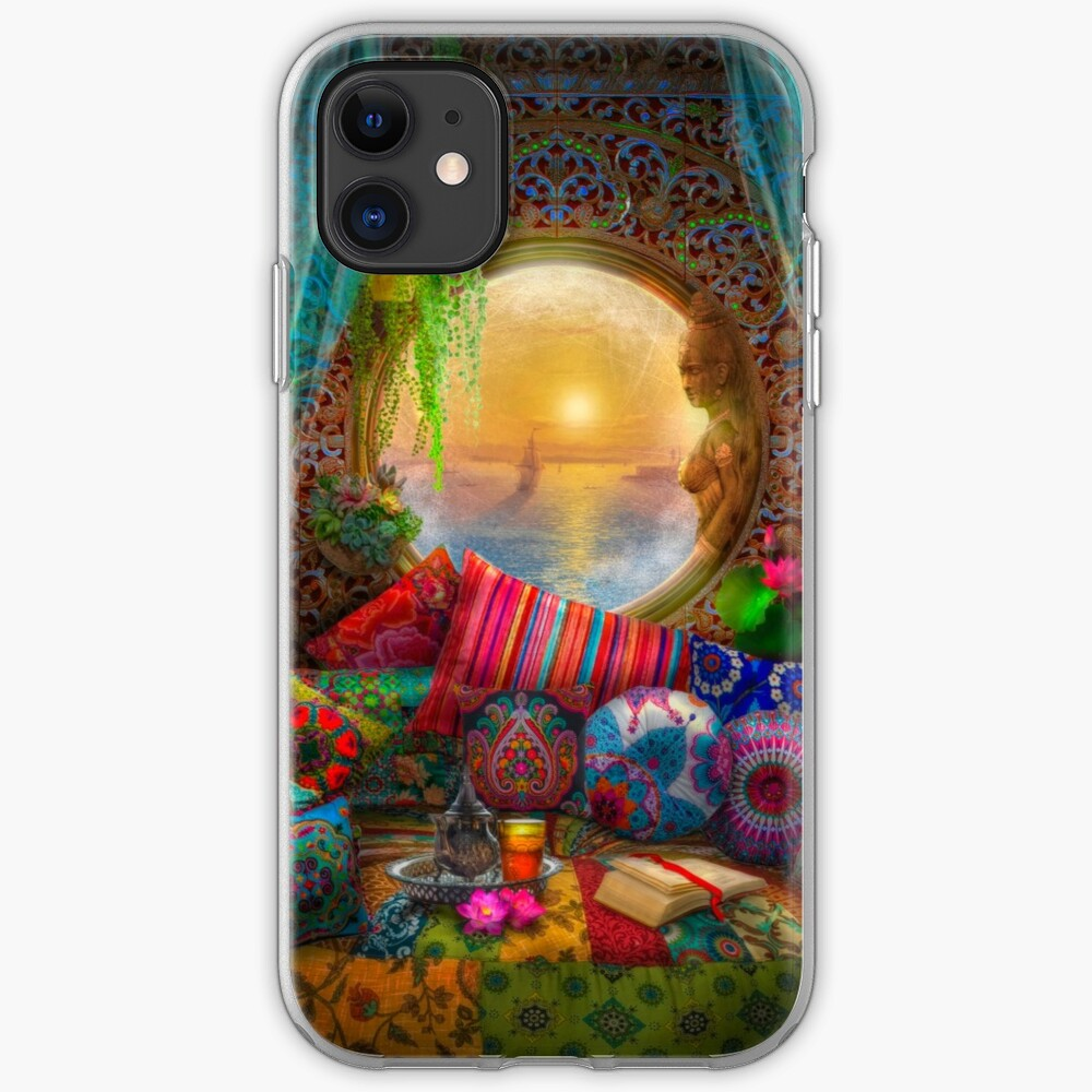 Oasis iPhone Soft Case