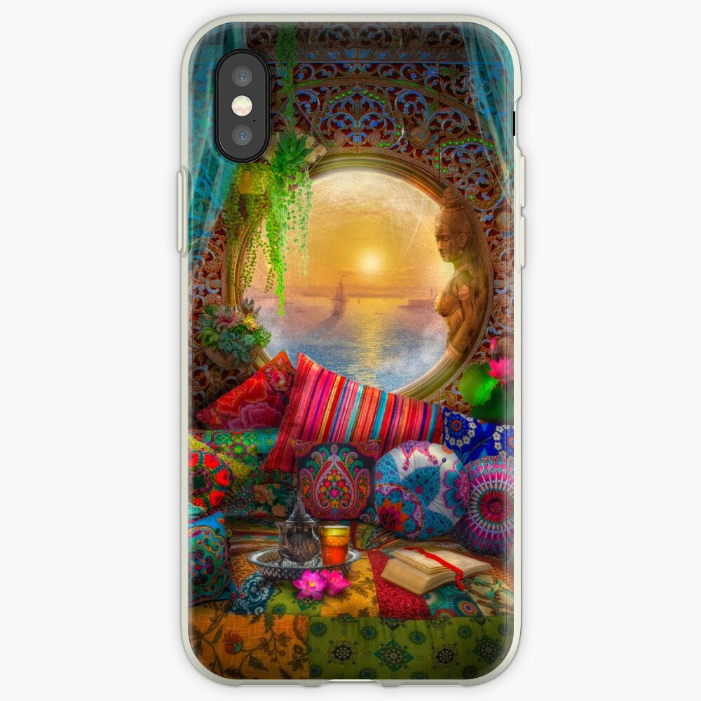 Oasis iPhone Case & Cover