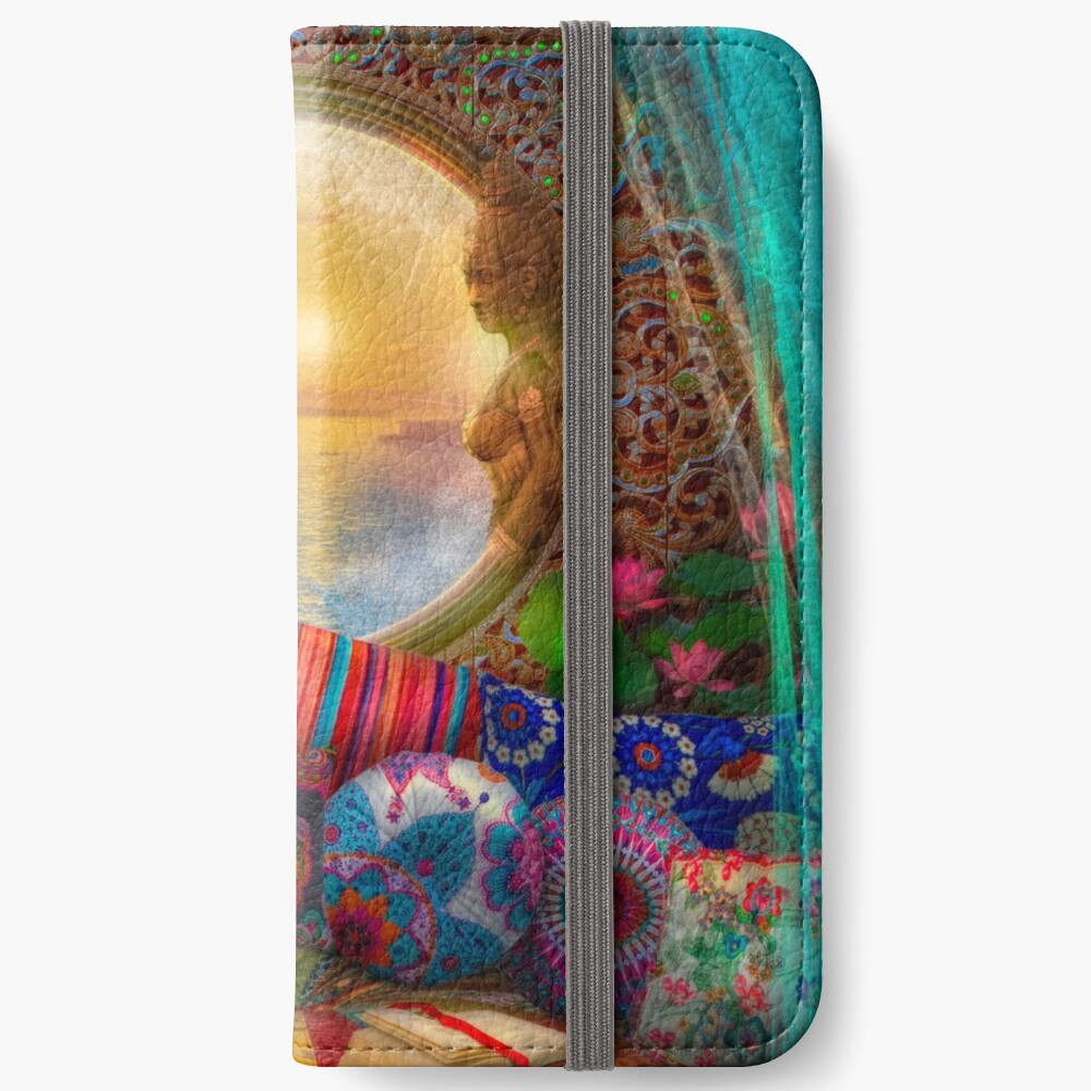 Oasis iPhone Wallet