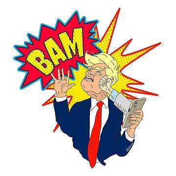 Stop Tweeting Trump by notsniwart