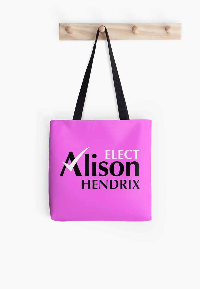 ELECT: Alison Hendrix by seriesvalver