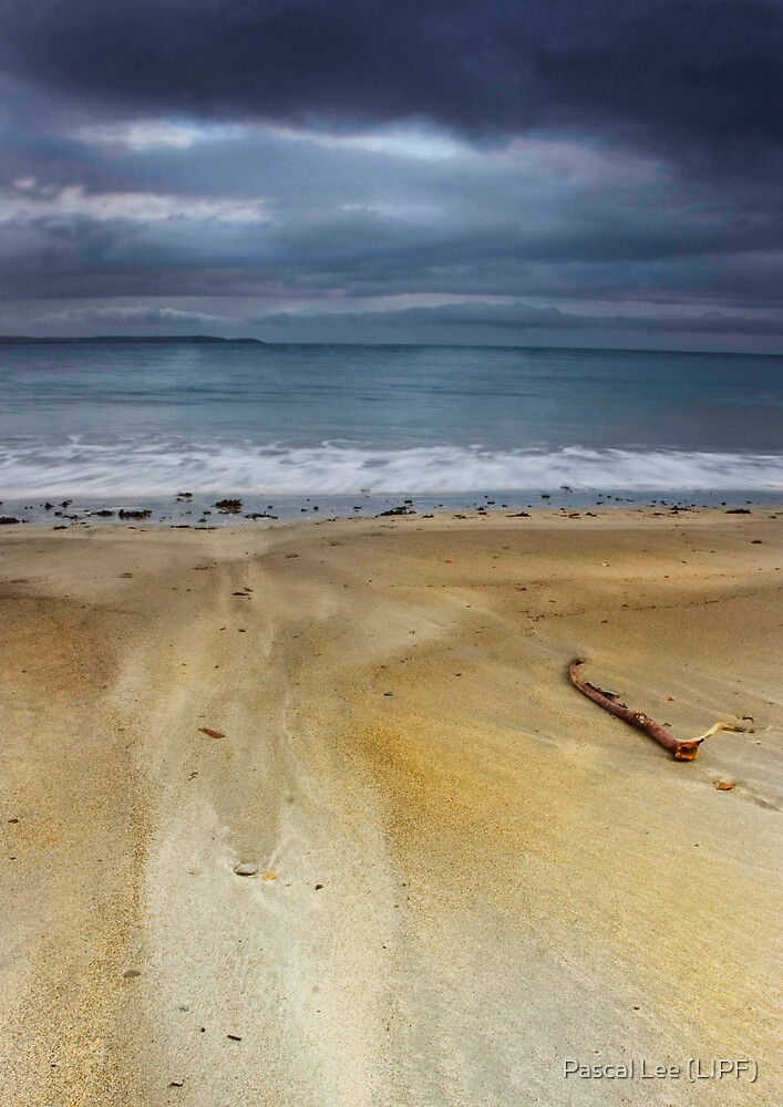 Stormy Beach by Pascal Lee (LIPF)