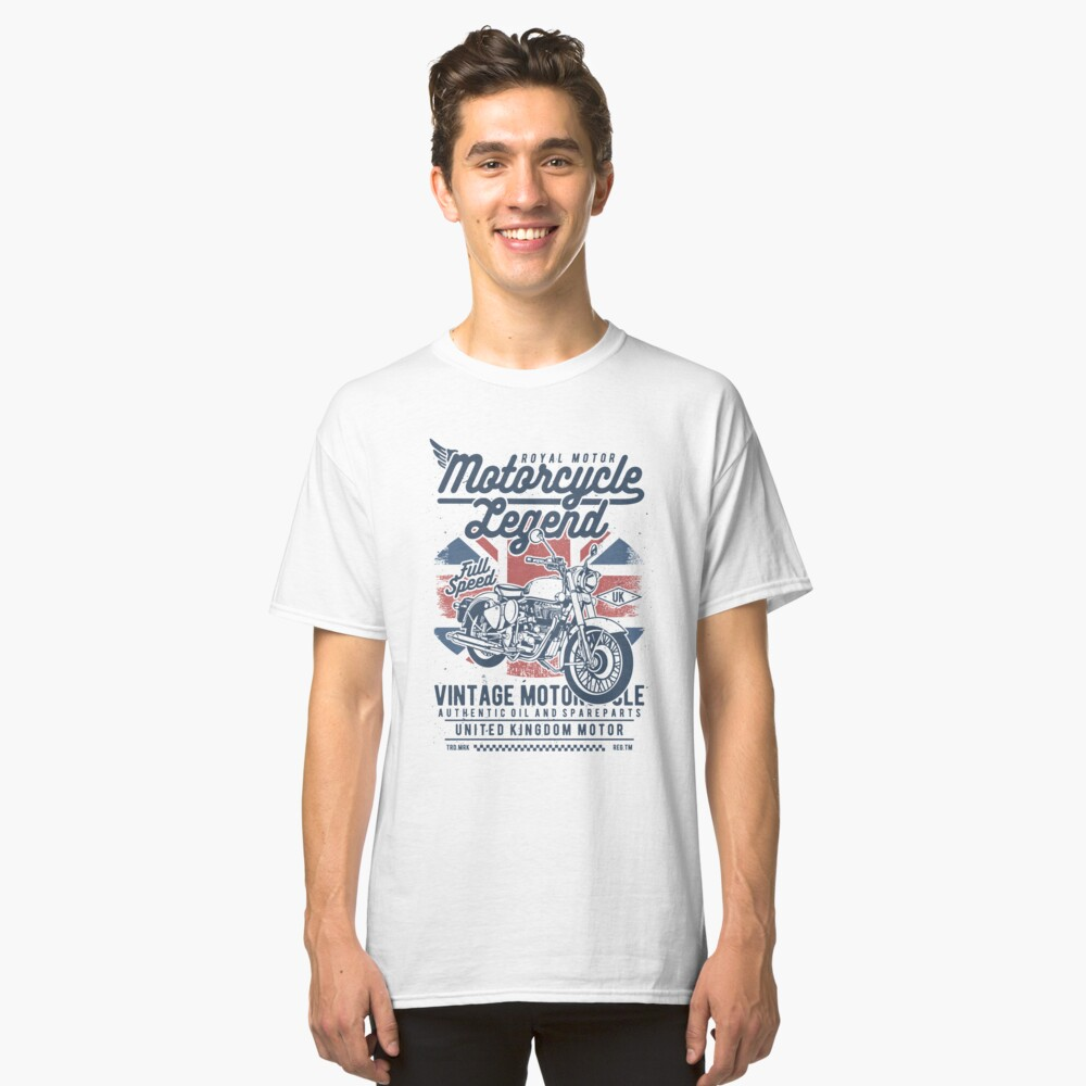 5f032a899 Vintage Biker T Shirts | Top Mode Depot