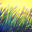 Button Grass by Linda Callaghan