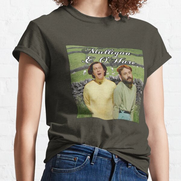 Mulligan & O'Hare Album Cover Classic T-Shirt