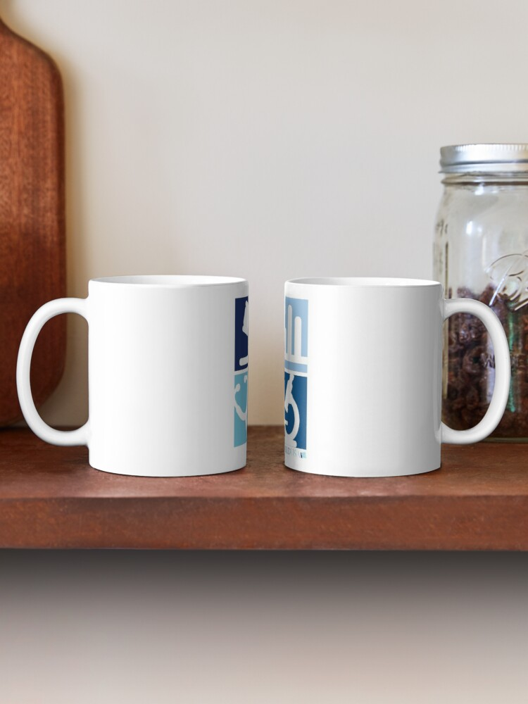 Alternate view of CHILD USA Blocks Mug