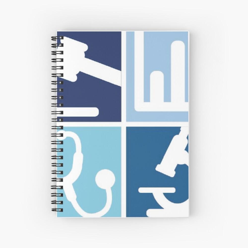CHILD USA Blocks Spiral Notebook