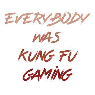 Kung Fu by Dynerus