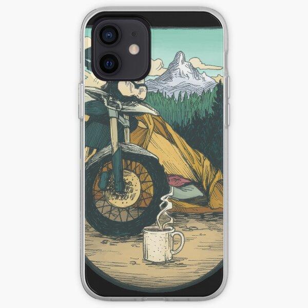 Moto Camp Life Funda blanda para iPhone