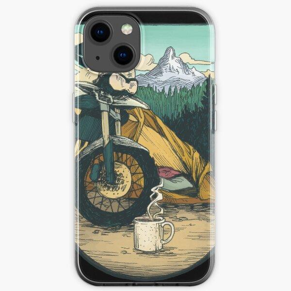Moto Camp Life Coque souple iPhone