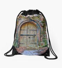 Doorway  Drawstring Bag