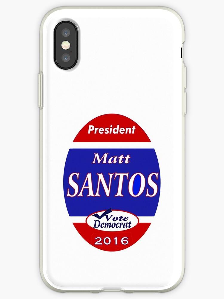 Matt Santos for the West Wing - 2016 by Nikki SpaceStuffPlus