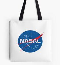 Nasa Shirt... - Nasal -  Tote Bag