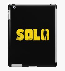 Han Solo 1977 iPad Case/Skin