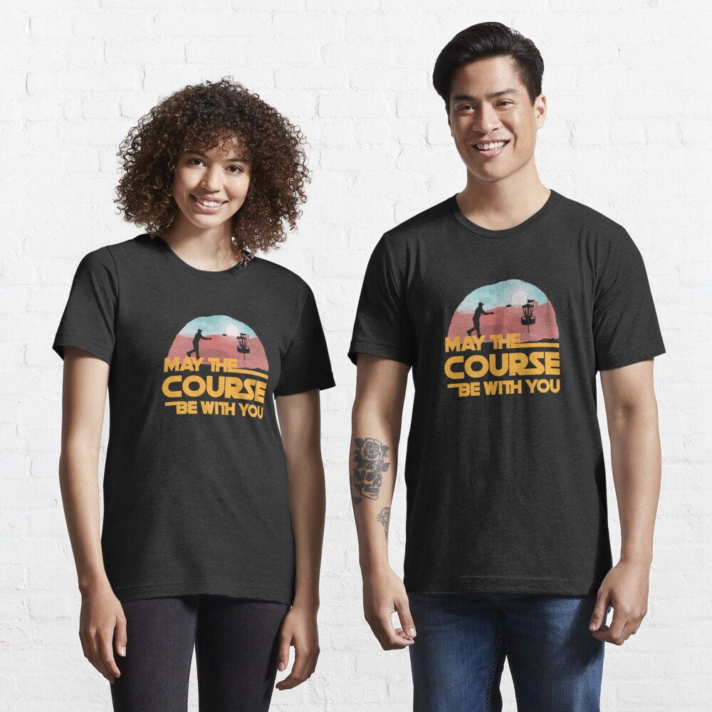 May The Course Be With You Essential T-Shirt