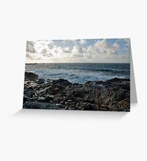 Islay coast Greeting Card