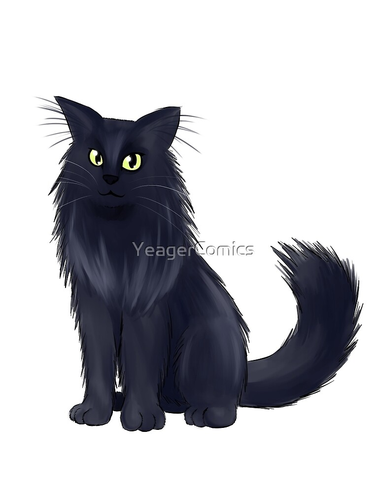 Black Cat by YeagerComics