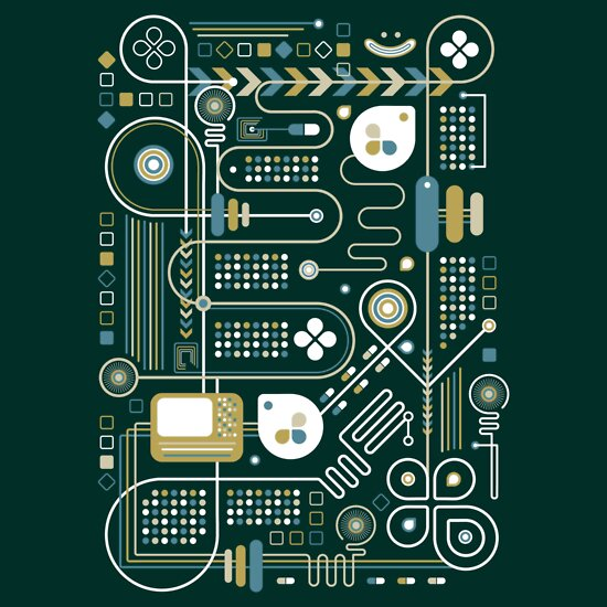 TShirtGifter presents: Circuit